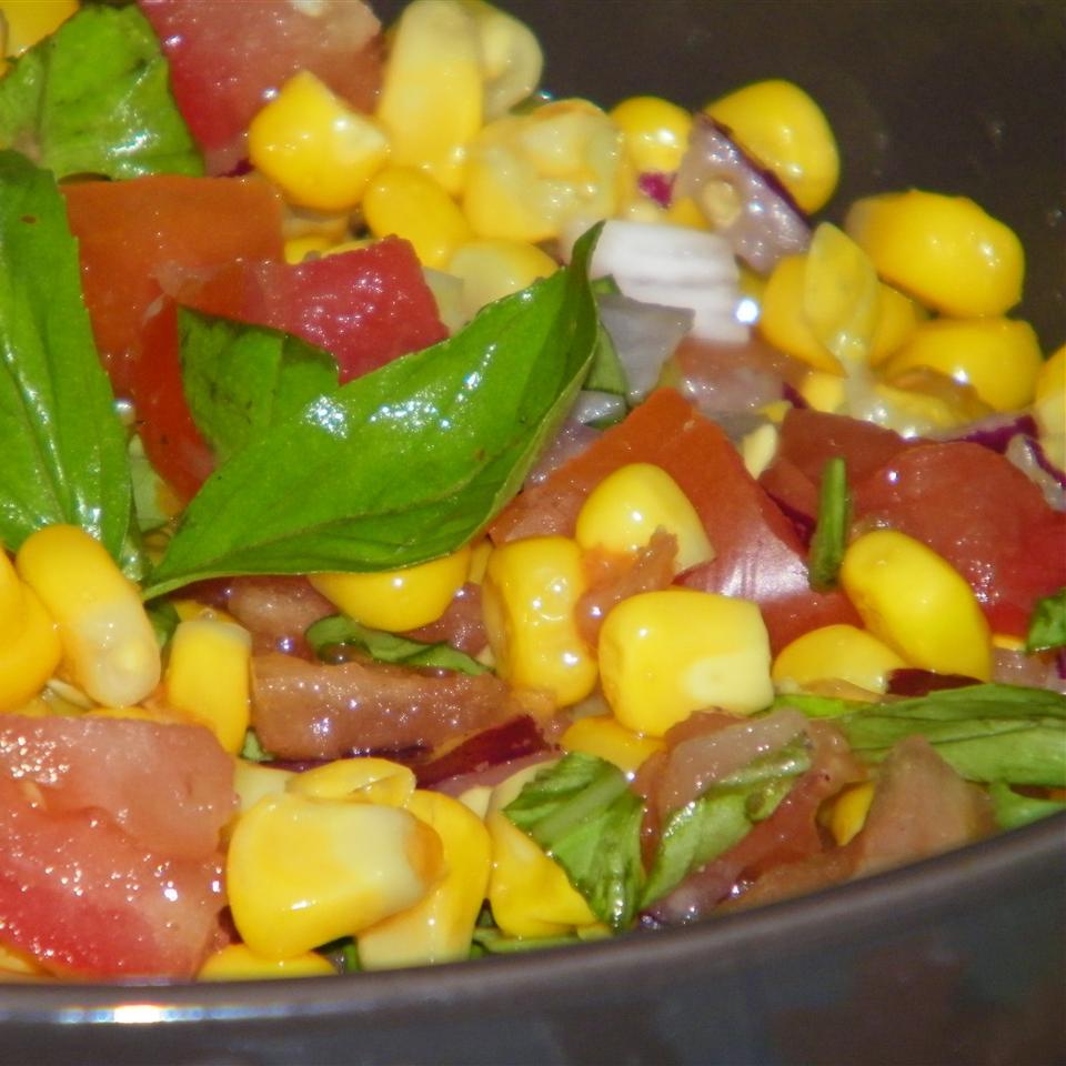 Summer Corn Salad Seattle2Sydney