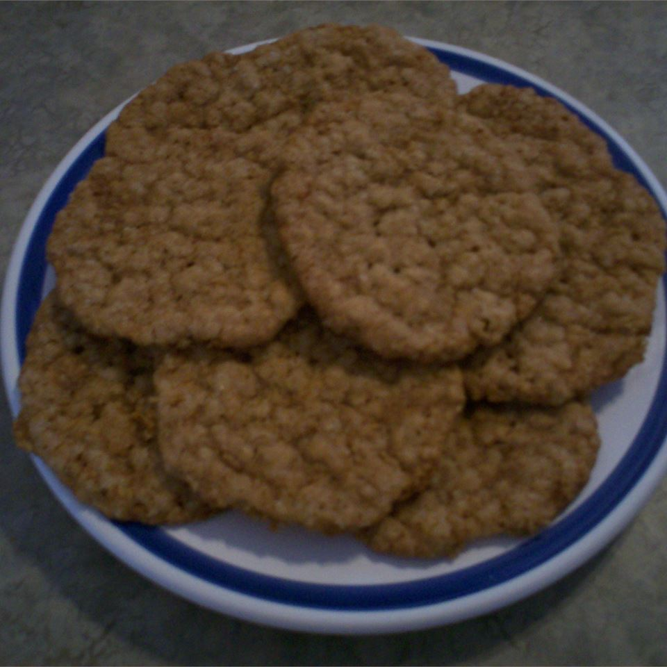 Aggression ( Oatmeal ) Cookies Megan