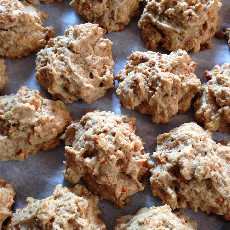 Carrot Cookies II Danielle Ren
