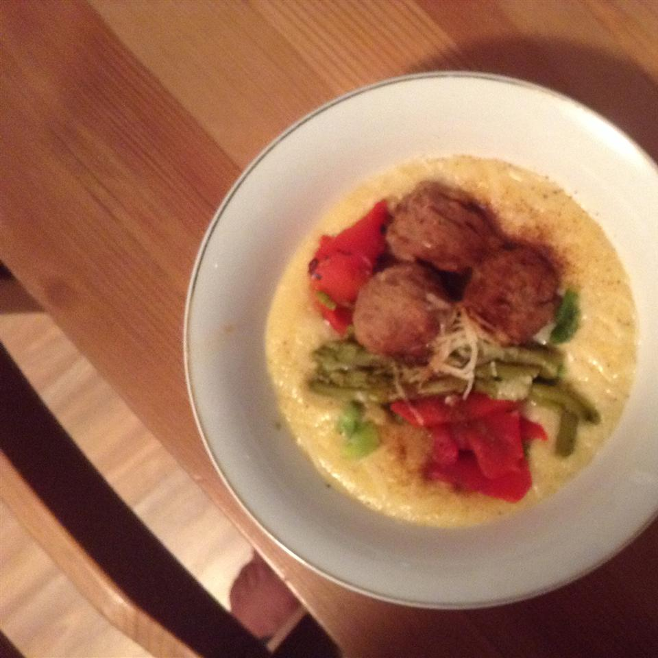 How to Make Perfect Polenta geebz