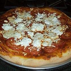 goat cheese and tomato pizza recipe