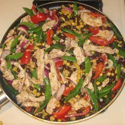 Fiesta Grilled Chicken Chef4Six