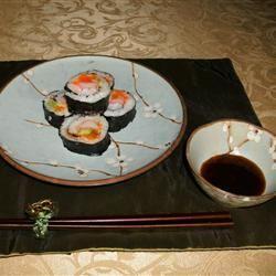Sushi Roll Hiromi Hagans