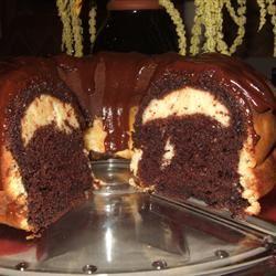 Ribboned Fudge Cake user