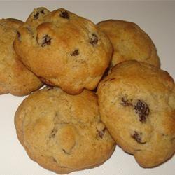 Dave's Big Raisin Cookies Katie Pitt