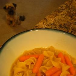 Jean's Homemade Chicken Noodle Soup Jenny