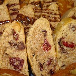 Cinnamon Sugar Biscotti LuvChanSe