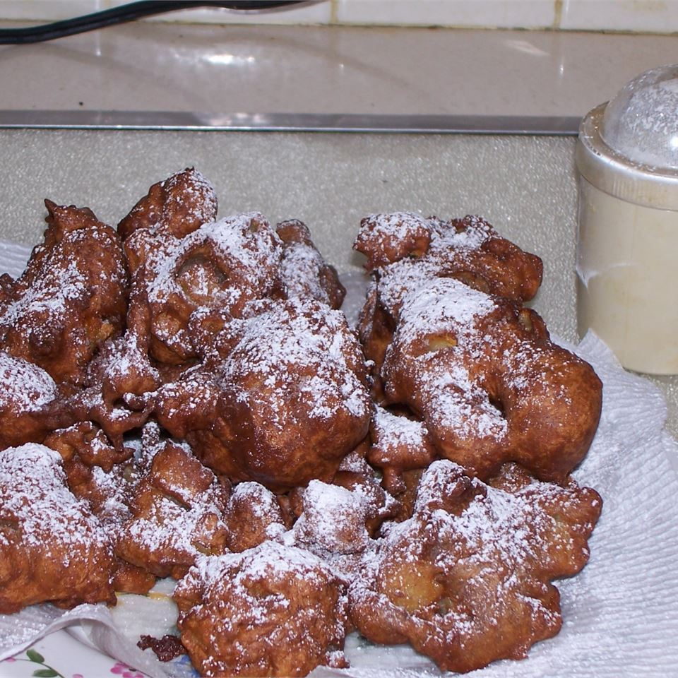 Apple Fritters I