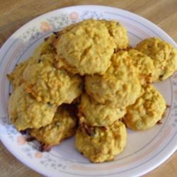 Healthy Honey Carrot Cookies pennycandy