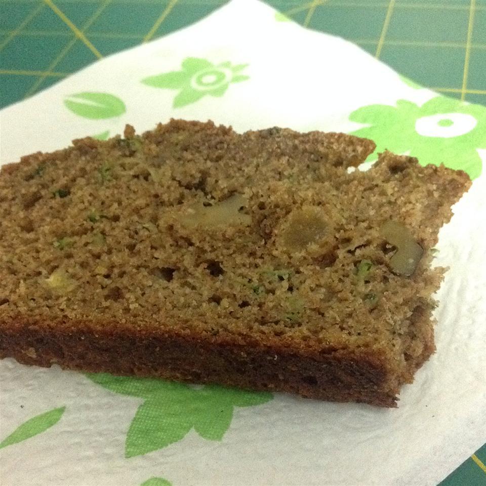 Caley's Classic Zucchini Bread LadyBetsU