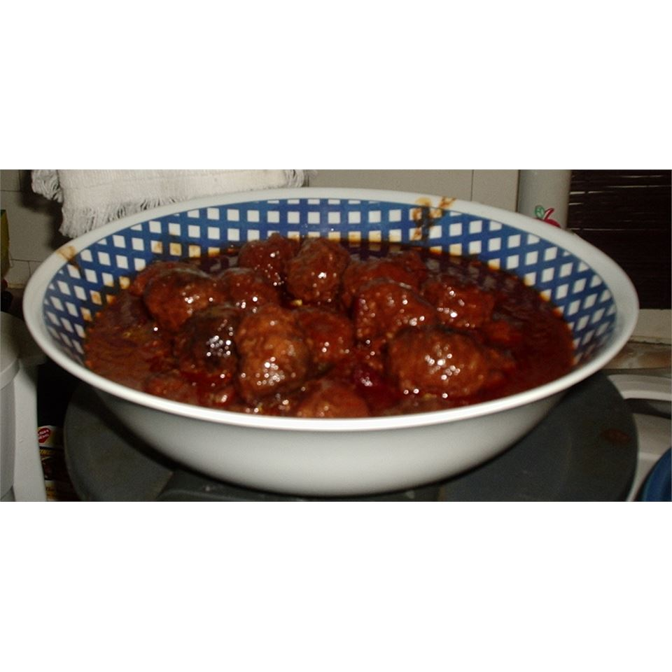 Sweet and Sour Meatballs I james family
