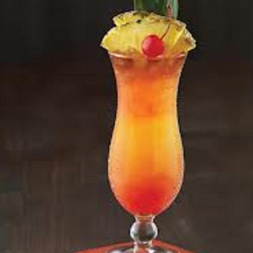 Bahama Mama Celebration Drink ashleykristek