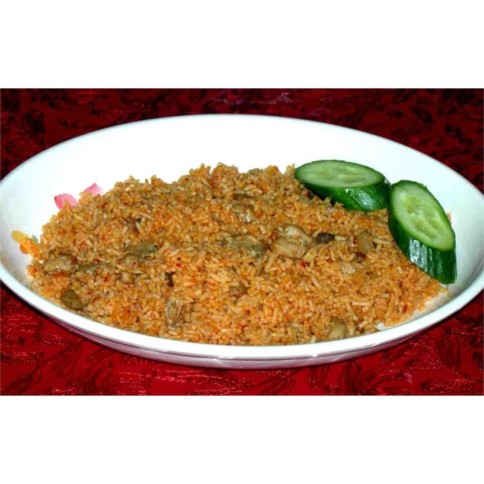Indonesian Fried Rice Bunda Estherlita Suryoputro