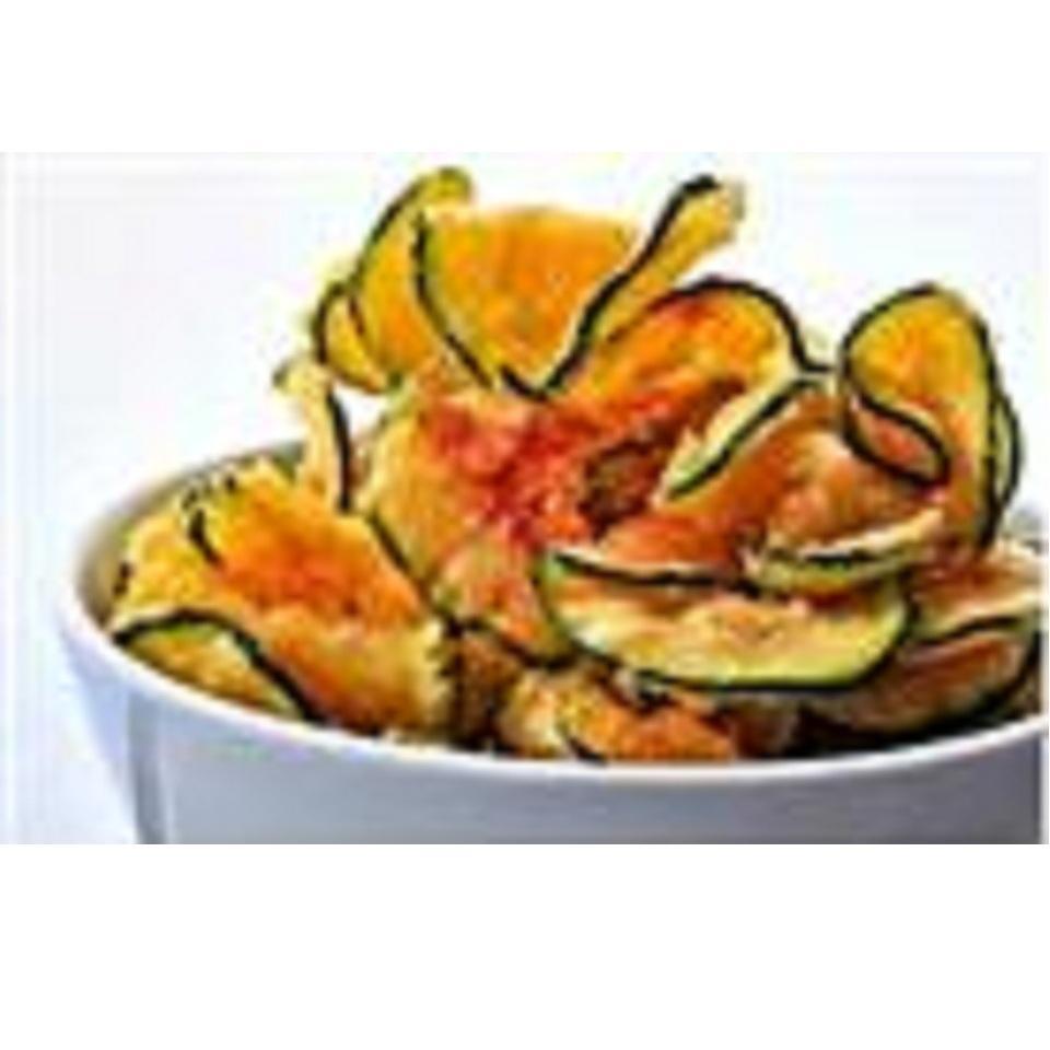 Quick Zucchini Chips Deana