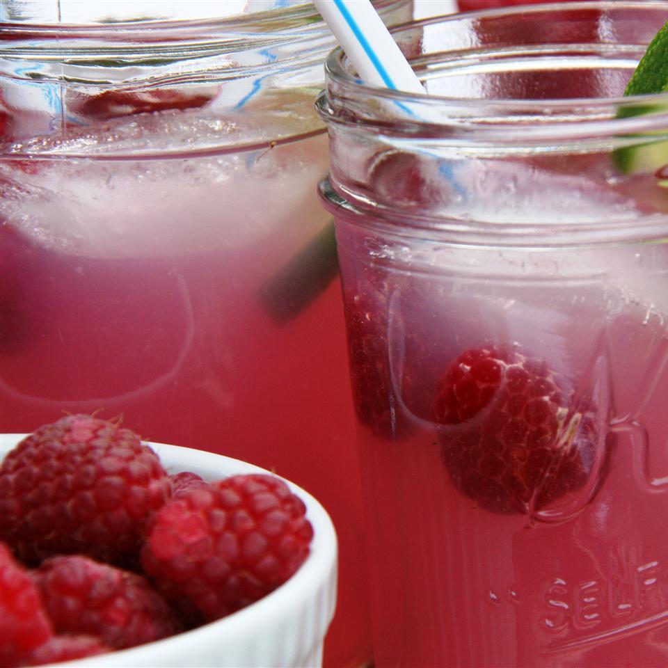 Raspberry Corona® Punch