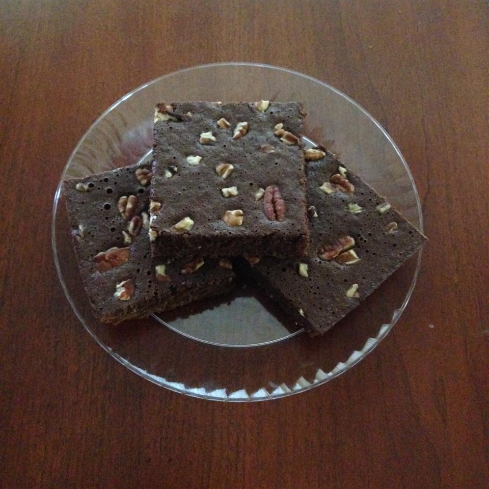 Healthier Best Brownies Cookie_monster