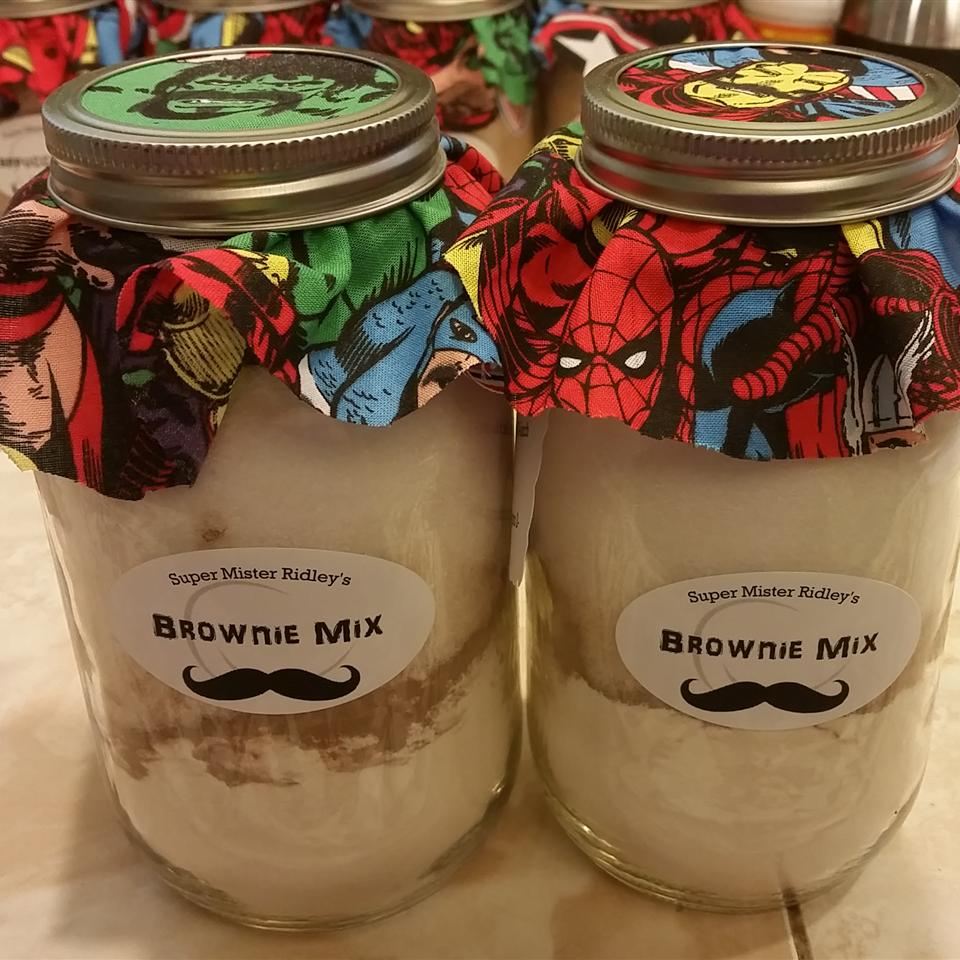 Brownie Mix in a Jar II