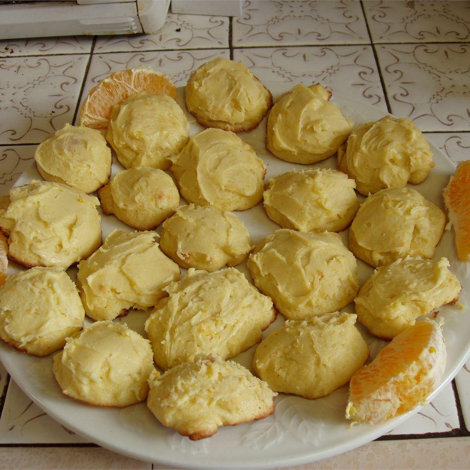 Beth's Orange Cookies BakingBot