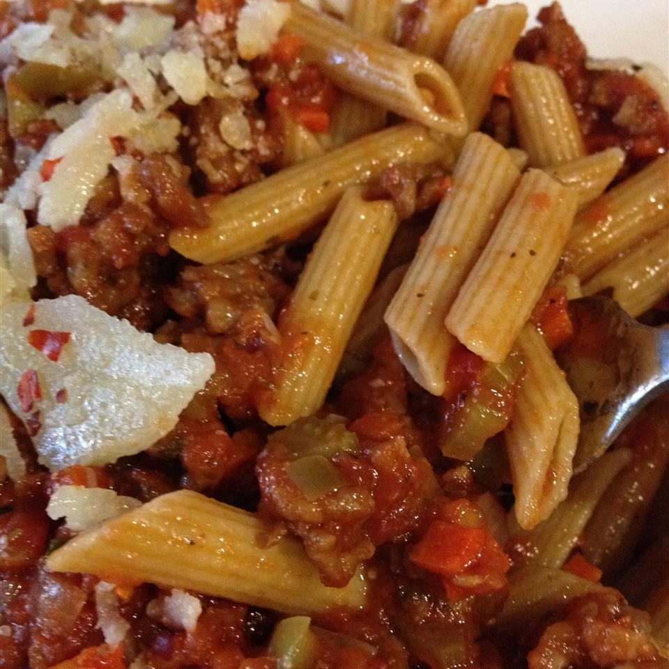 Mom's Spaghetti Bolognese Medea Dudley