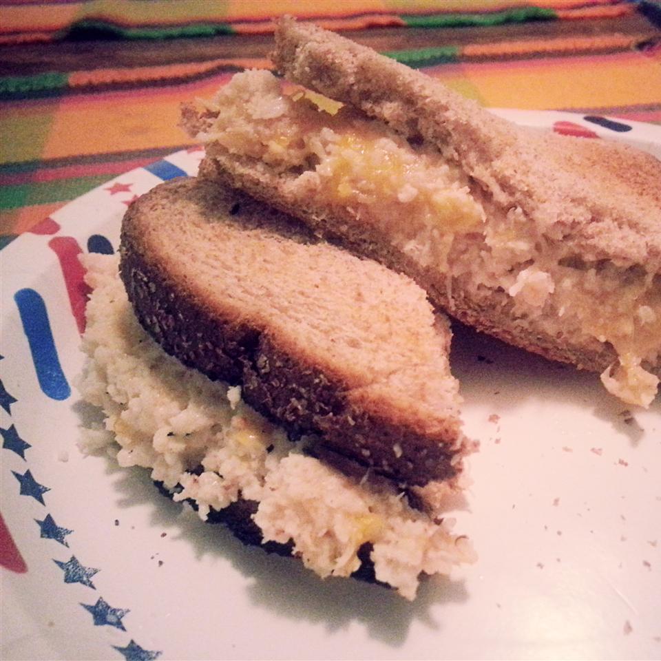 Crab Salad Sandwich Sherry Augustine