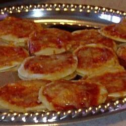 Veggie Pita Pizza