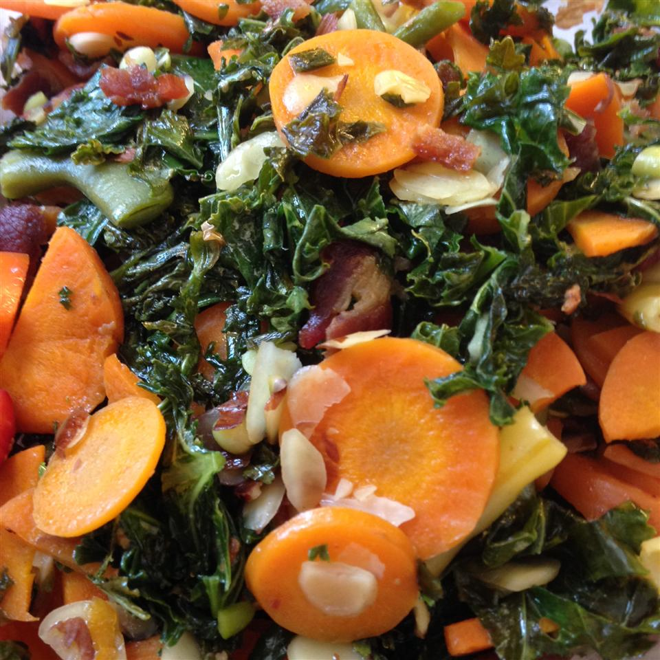 Green Beans, Carrots, and More