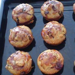 Butter Tart Muffins Gracey