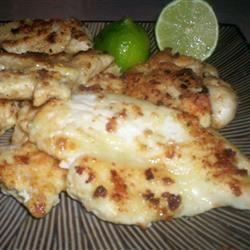 Lime Garlic Chicken