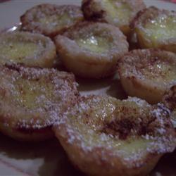 Portuguese Custard Tarts - Pasteis de Nata Jen