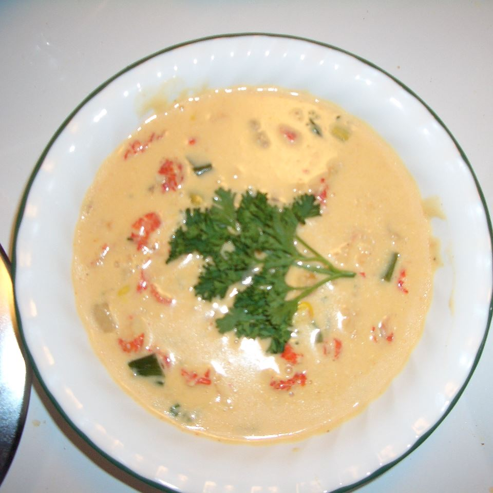 Crawfish Chowder Bigg Bill