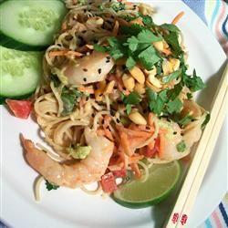 Thai Noodle Salad SunnyByrd