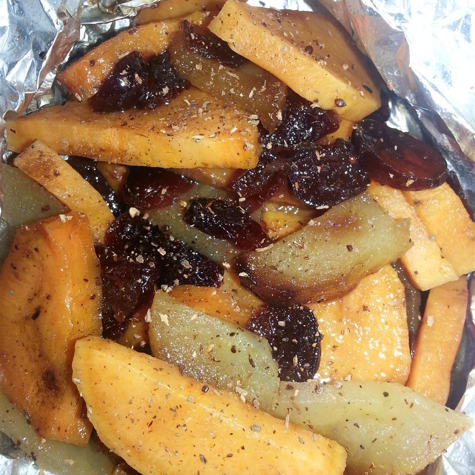 Karen's Cranberry Apple Sweet Potato Packet Liz Dalton 'Lizzie'