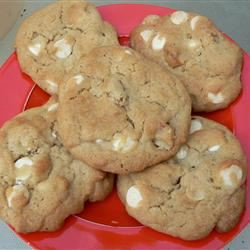 White Chocolate Macadamia Nut Cookies II JAMIE CARPENTER