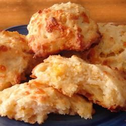 Cheese Garlic Biscuits II JLLL