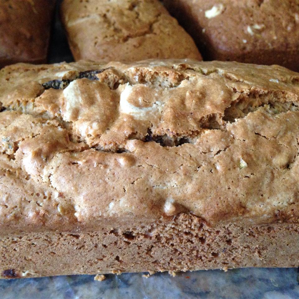 Grandma's Best Zucchini Bread pat