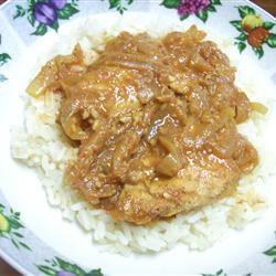 Chicken Korma baskerville_gal