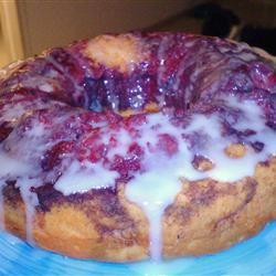 Fresh Berry Coffeecake