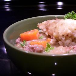 Beef Stew with Dumplings carolj