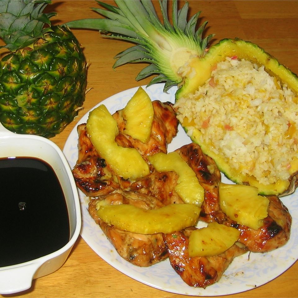 Hawaiian Chicken I