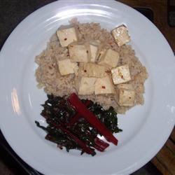 Wicked Garlic Tofu Saute Chef-O