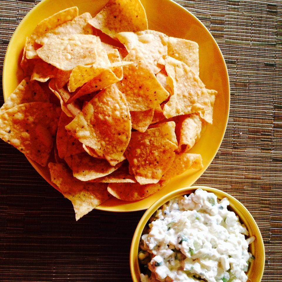 Cinco de Mayo Fresh Cheese Dip