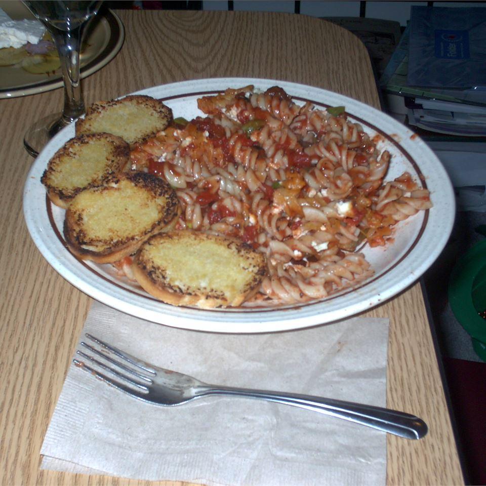 Greek God Pasta MPEBLE