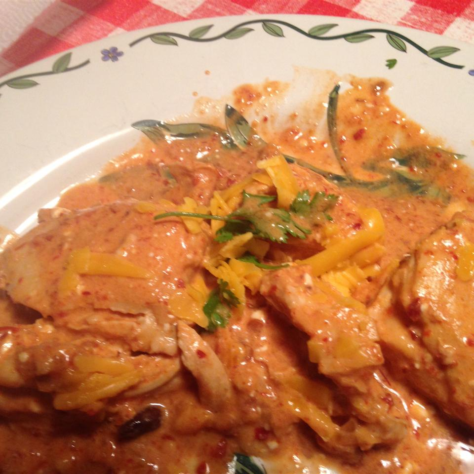 Slow Cooked Chipotle Chicken Jennifer C. Martin