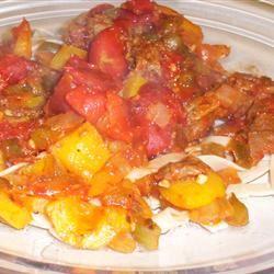 Veggie Goulash LEEROSENTHAL