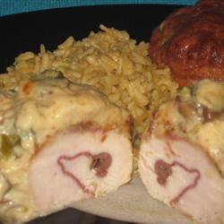Party Chicken I copetenn