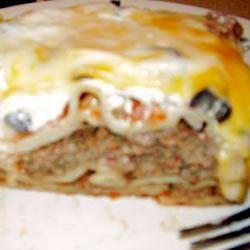 Mexican Lasagna I lisa s