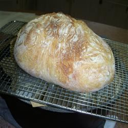 Rustic Country Bread ShawnaRae