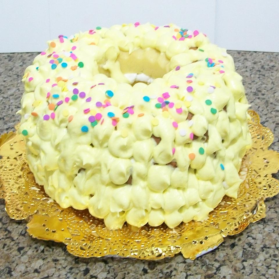 Fruit Galore Sponge Cake numy