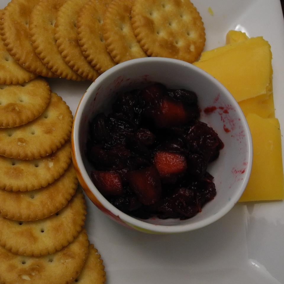 Cranberry Chutney I Yalda