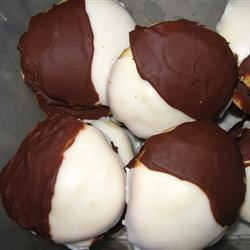 Black and White Cookies I